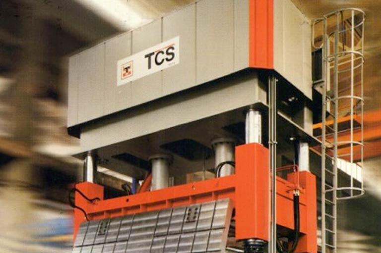 Pressa prova stampi TCS Finix 1502