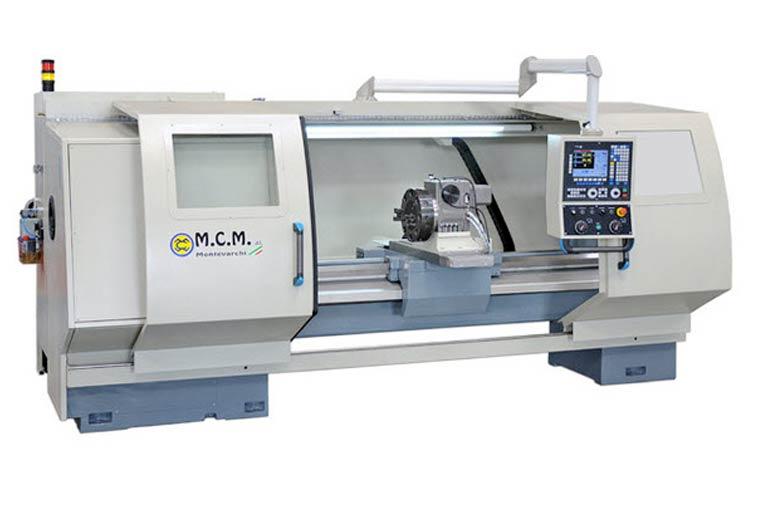 Tornio cnc MCM ATL-GIOTTO 250X1500 usato