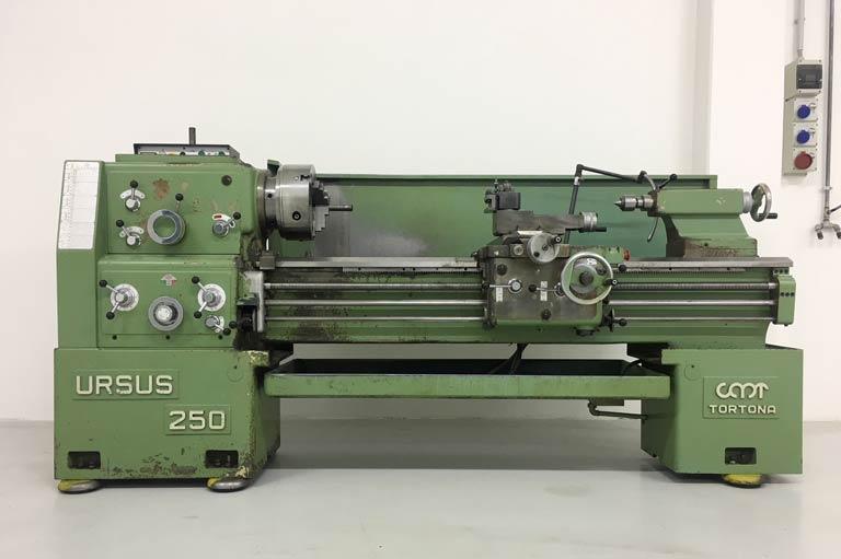 Tornio Parallelo CMT Ursus 250 X 1500