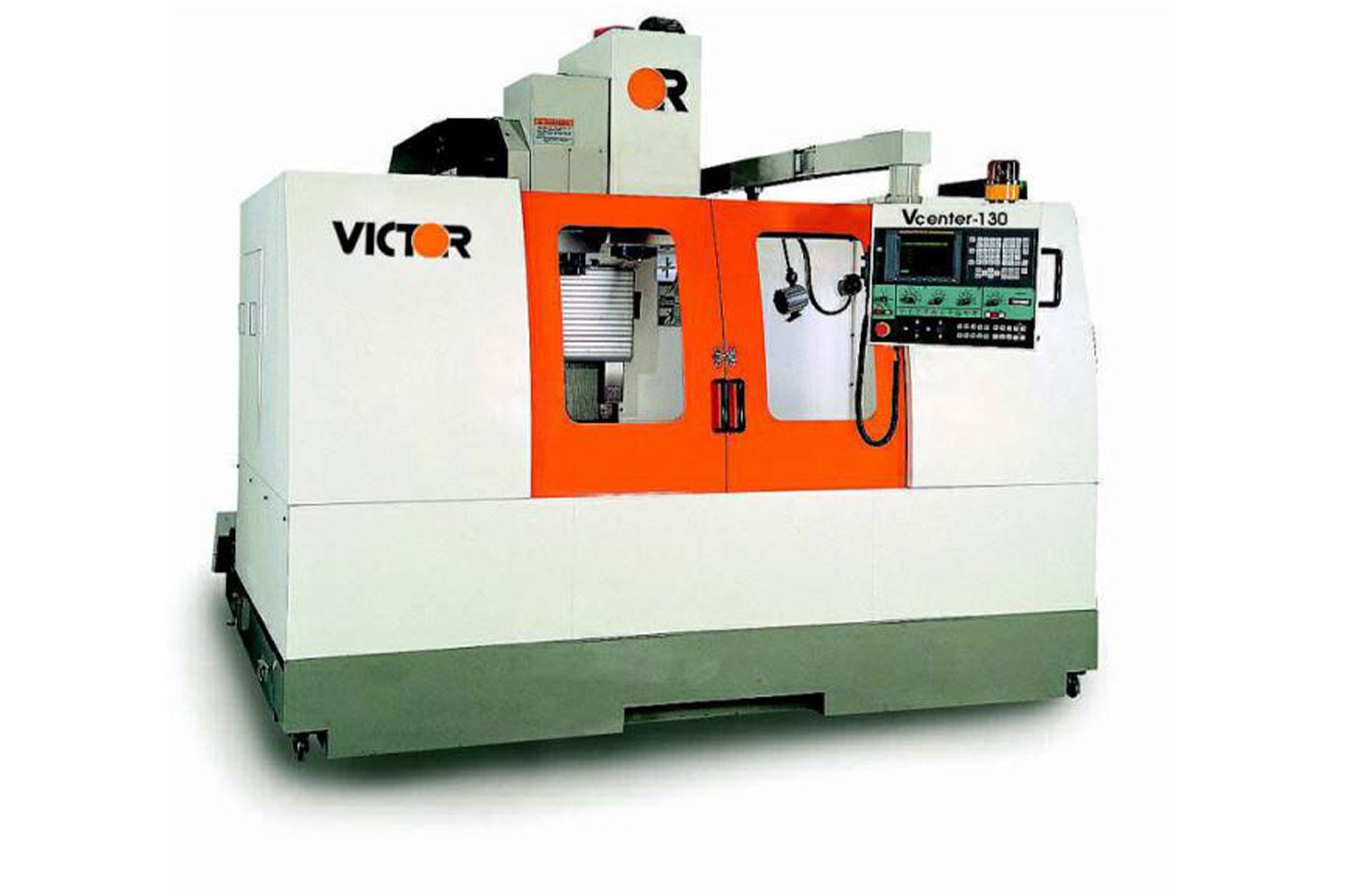Victor centri di lavoro verticali modelli VC 130