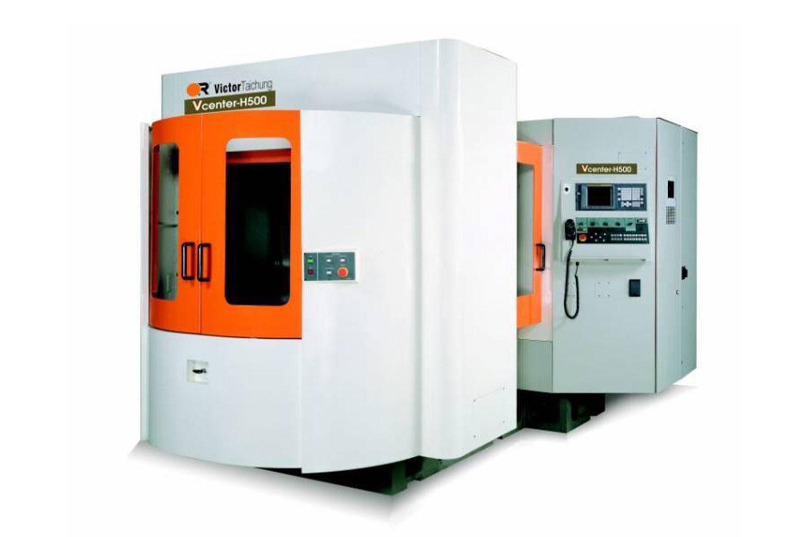 Victor H500 - Centro Lavoro Orizzontale