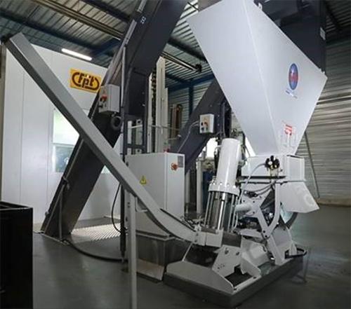 Compacteuse de copeaux sfh ER44T