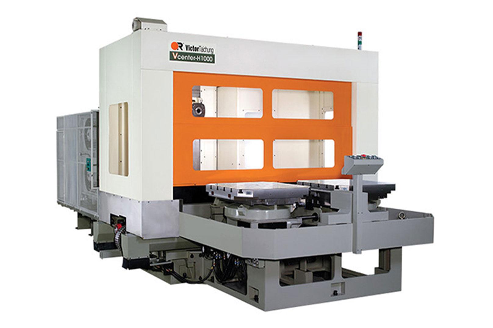 Victor H1000 - Centro Lavoro Orizzontale