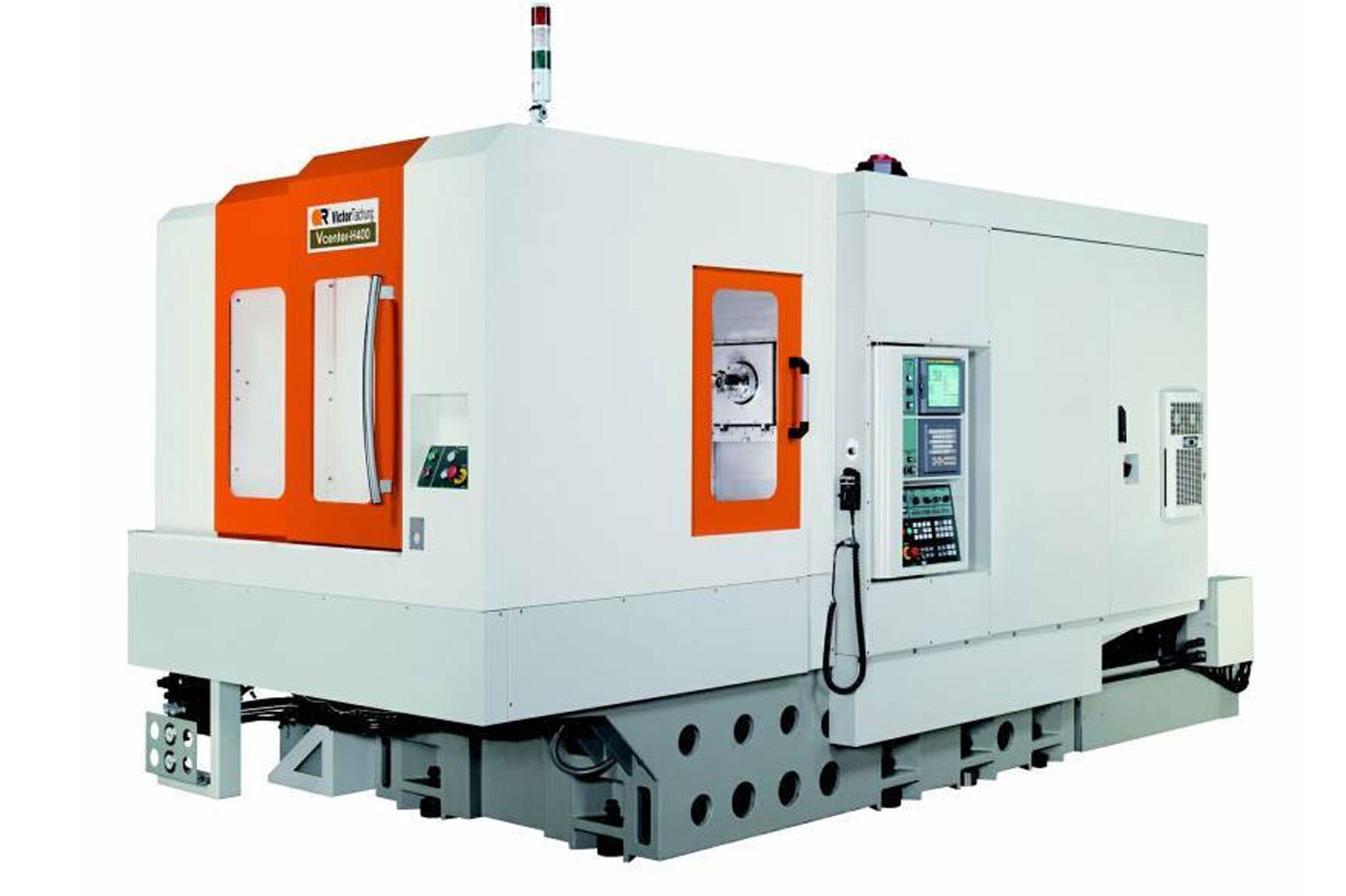 Victor H400 - Centro Lavoro Orizzontale