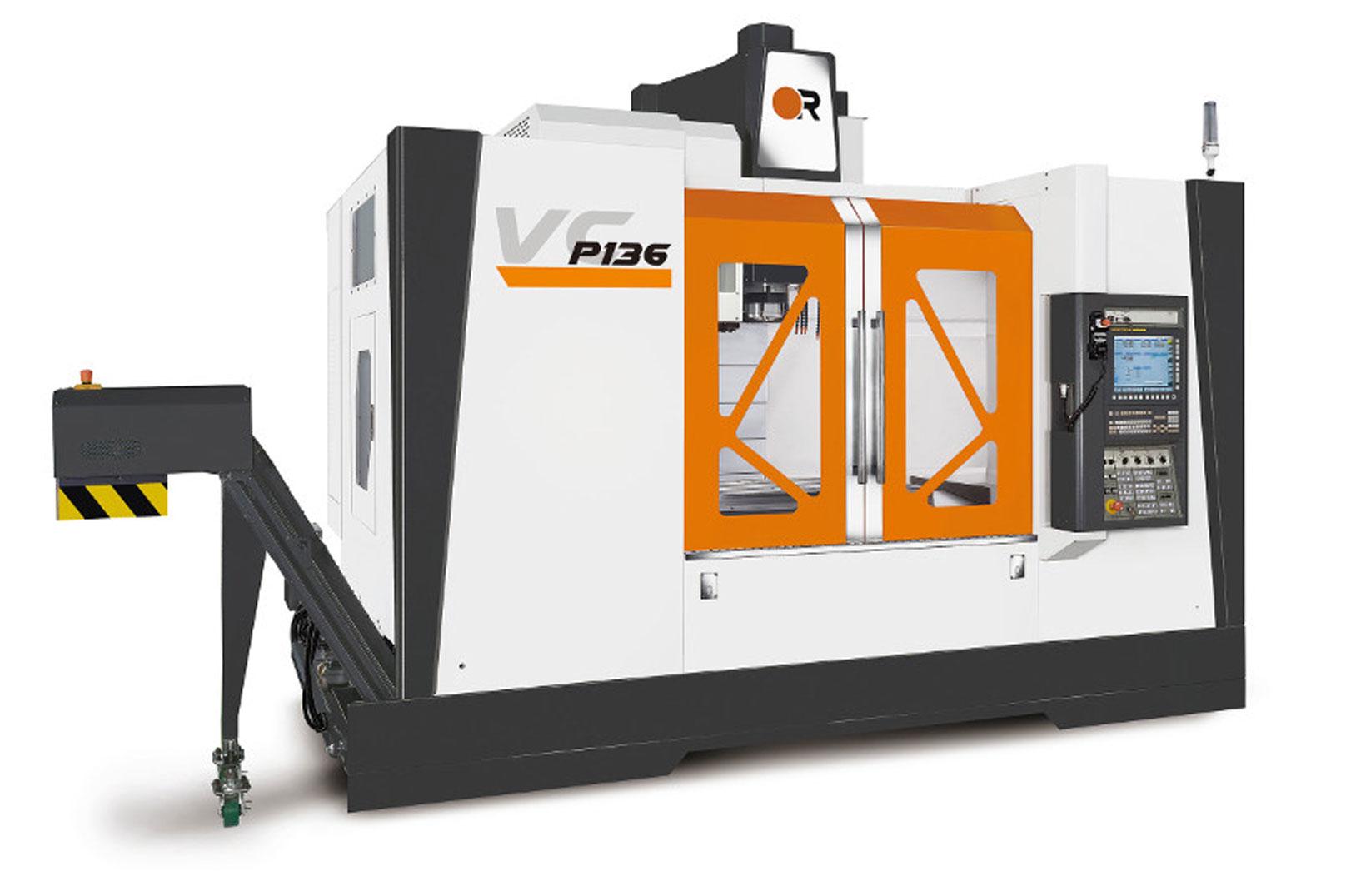 Victor P136 - Centro Lavoro Verticale