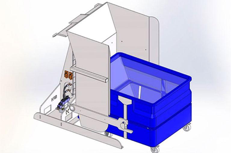 SFH - Sistemi di ribaltamento cassoni