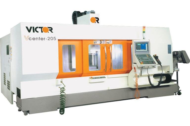 Victor centro di lavoro verticale modello VC 205