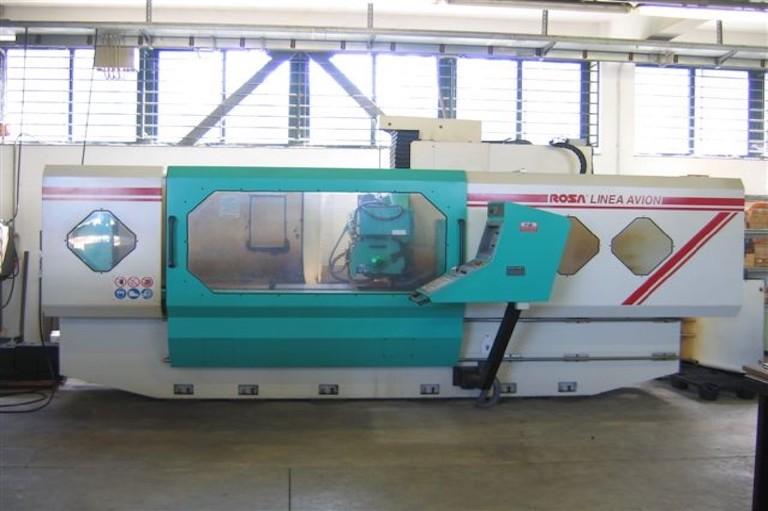 Rettifica Rosa Ermando Linea Steel 13.7