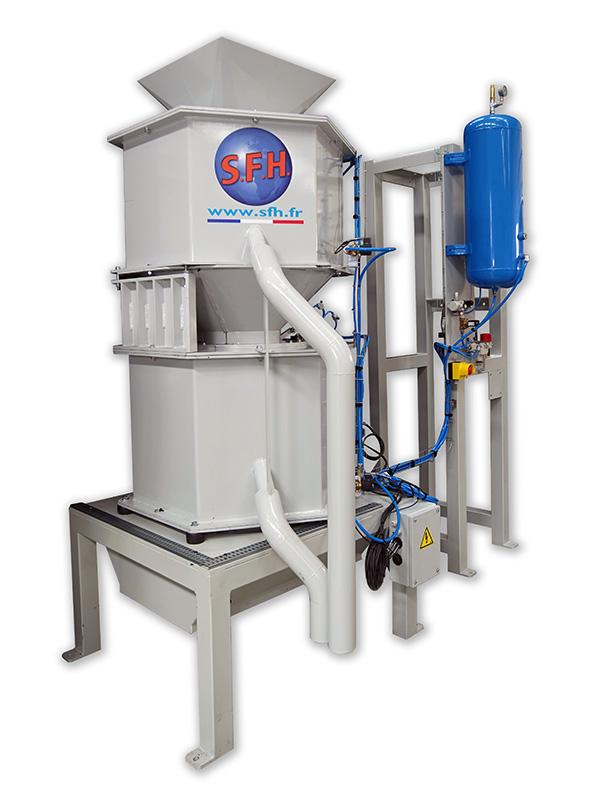 centrifuga per trucioli metallici 1