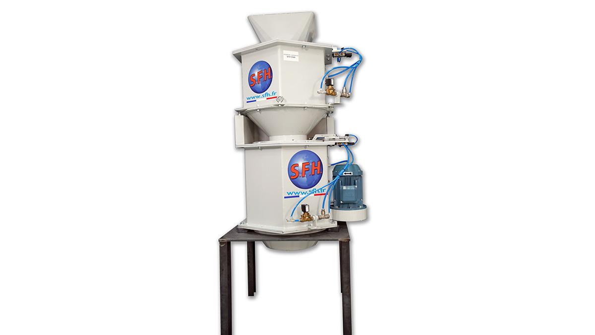 centrifuga per trucioli metallici 2
