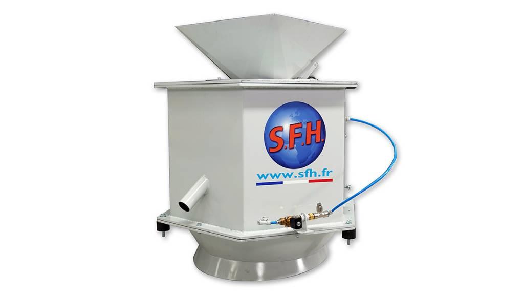 SFH – Centrifughe Trucioli