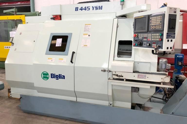 Tornio Biglia B445 YSM USATO