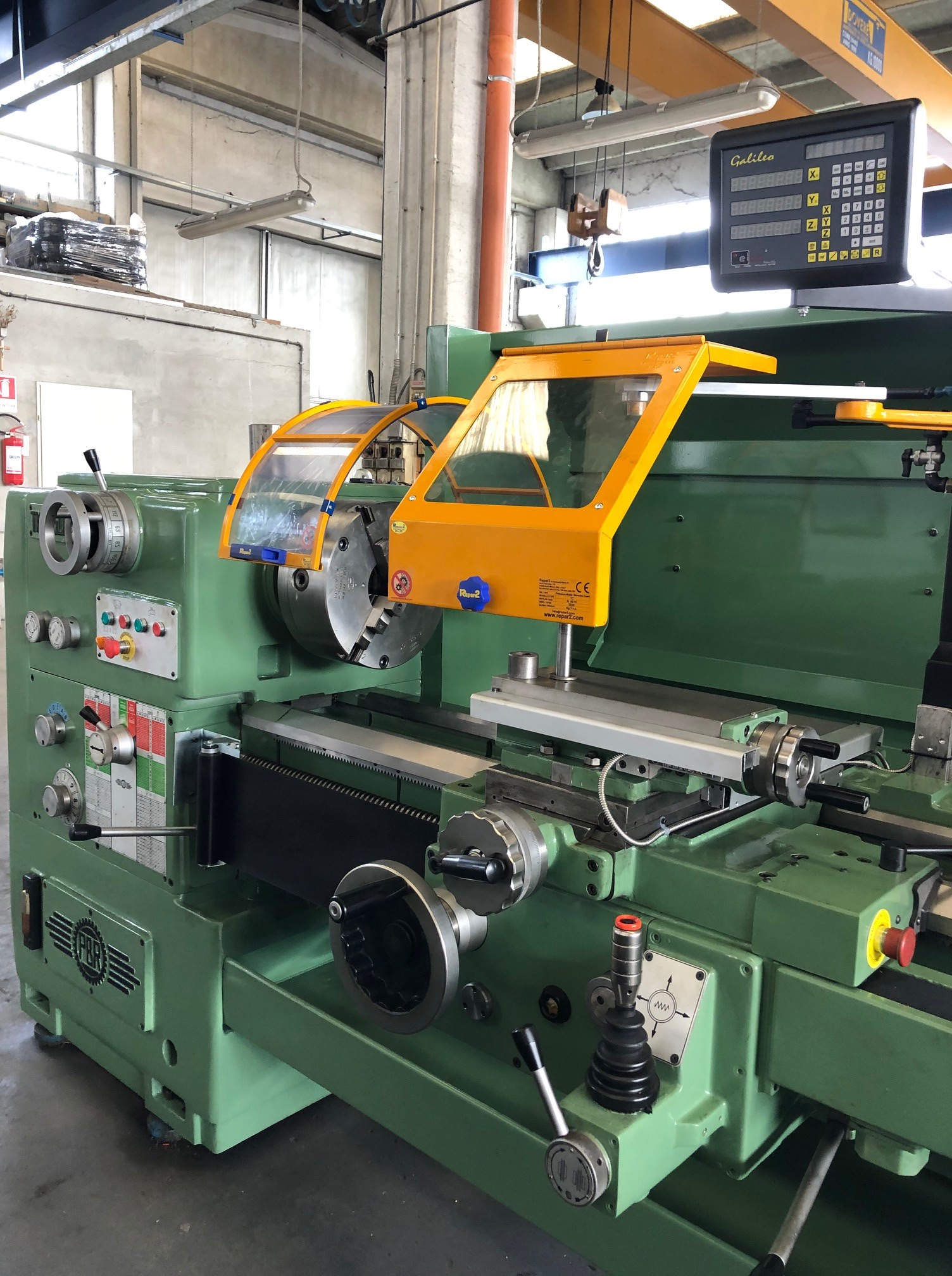 PBR TM 250 P 1