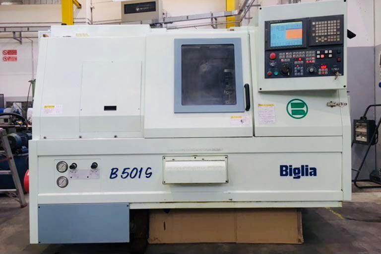 Tornio Biglia B501 S revisionato a nuovo